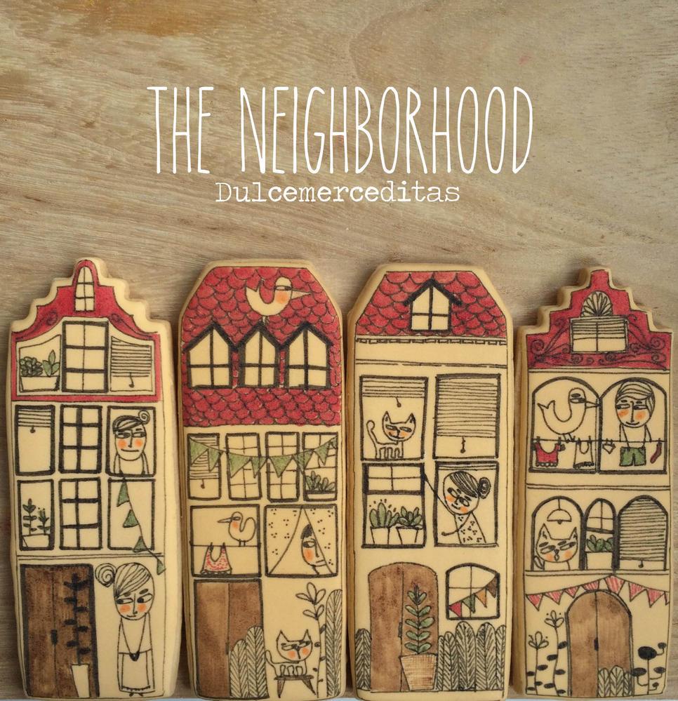 Fiesta en el Vecindario