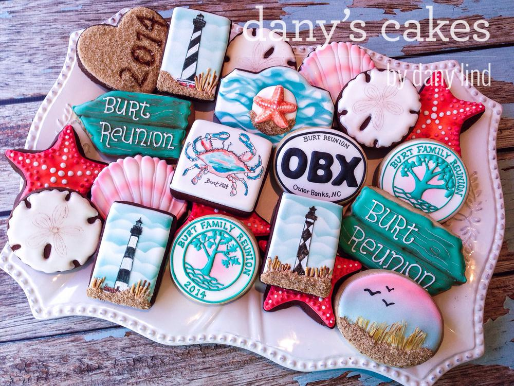 Outer Banks by Dany's Cakes