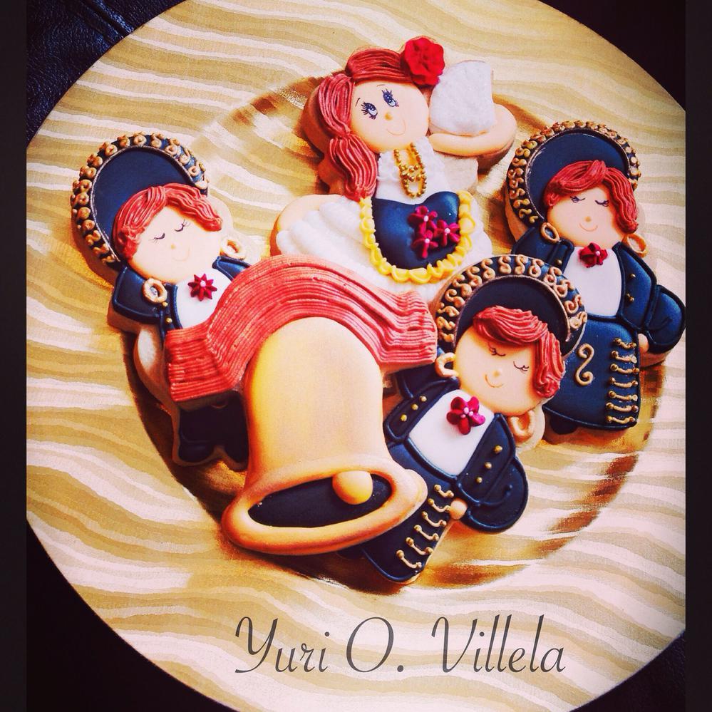 Set Fiestas Patrias Mexicanas