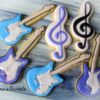 Music Cookies by Emma's Sweets