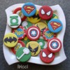 Full 20 Superhero themed