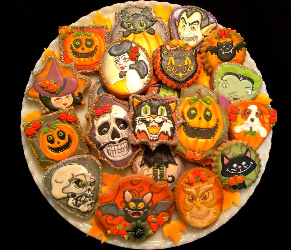 Go Bo Bake Sale 2014 Cookies