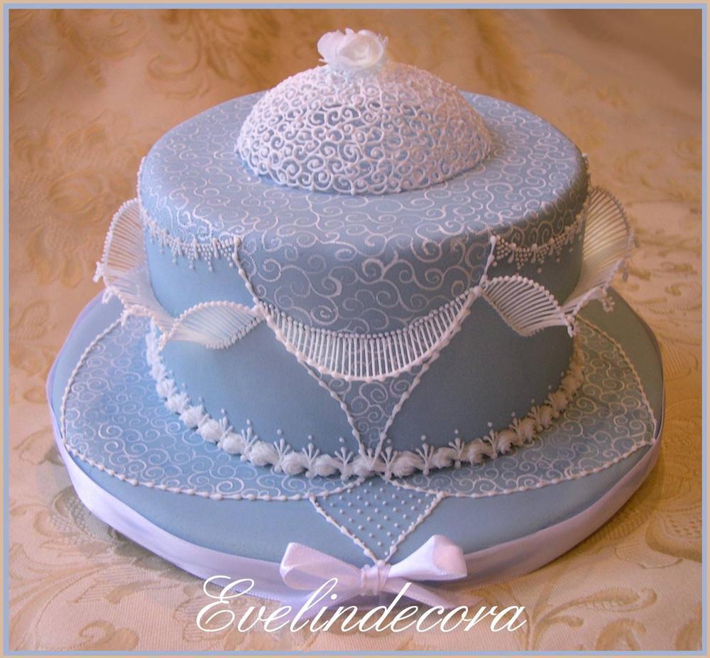 Bridgeless extensions cake