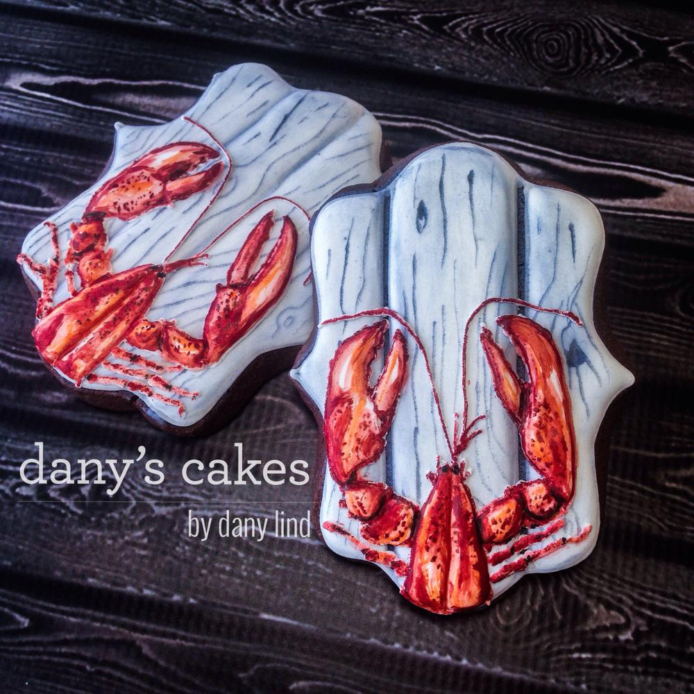 Maine Lobsters by Dany's Cakes