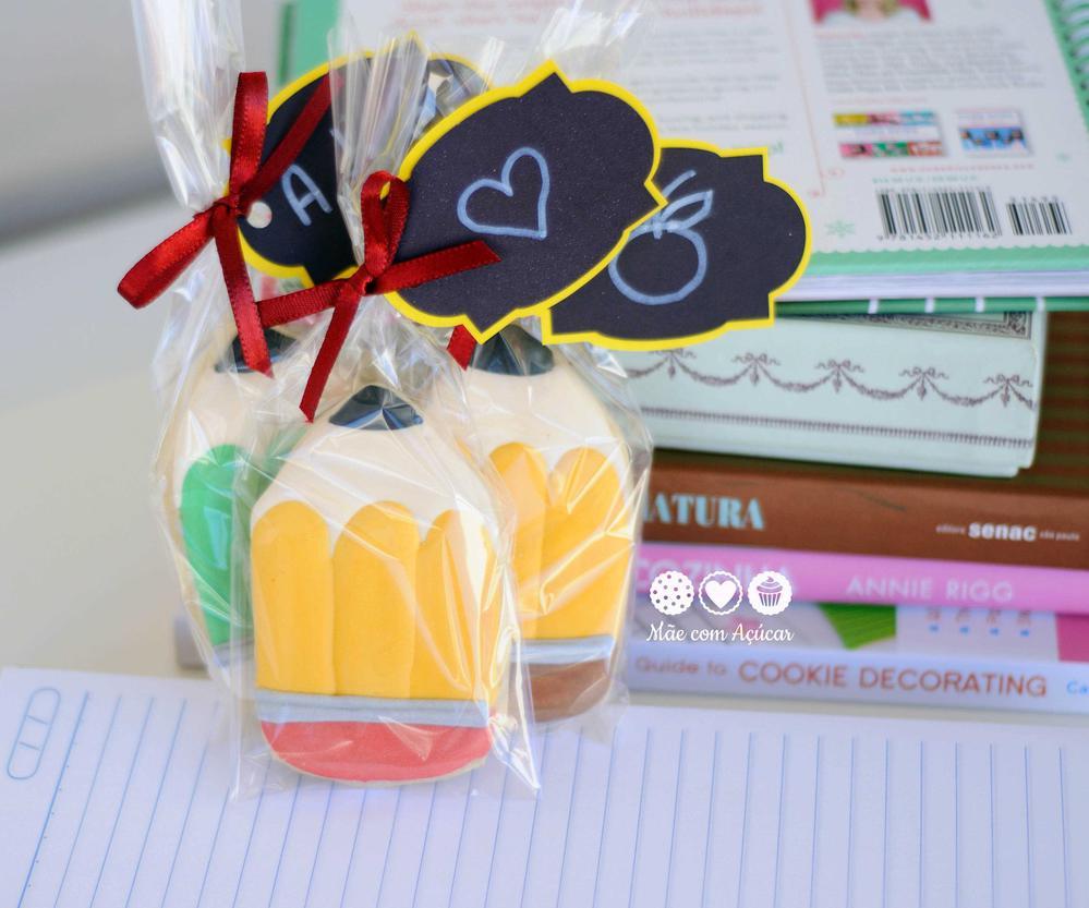 Back to School / Teacher's day cookies