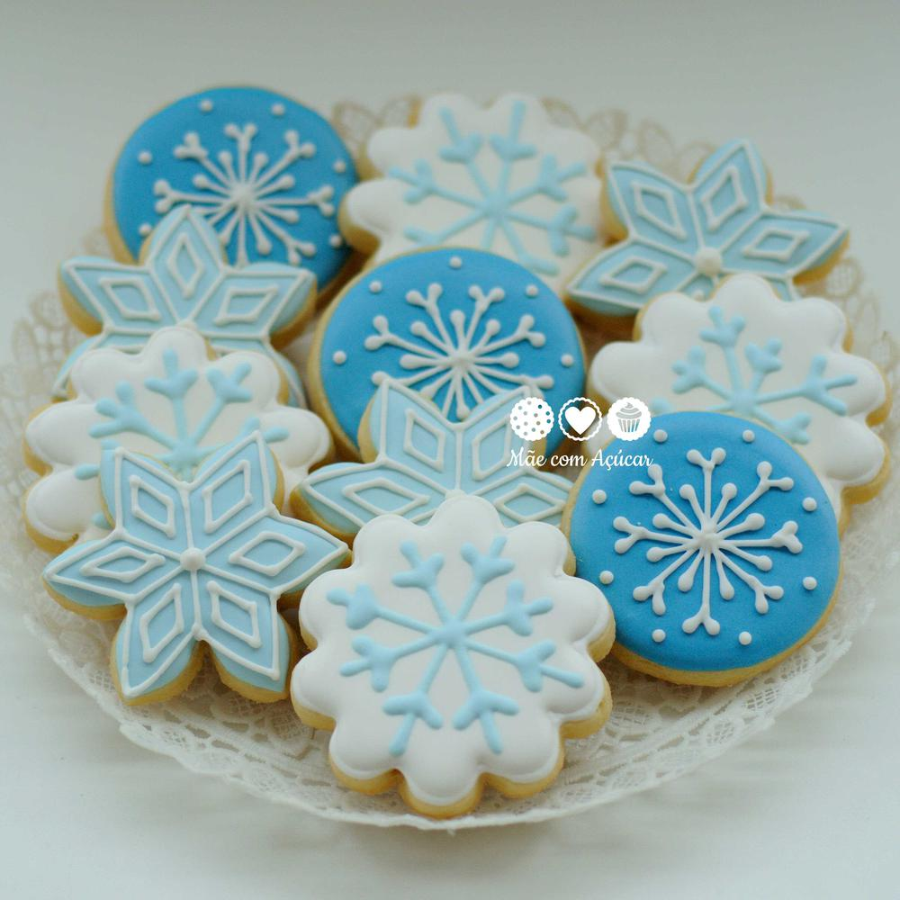 Snowflakes for Frozen Party