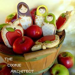 Apple Dolls | The Cookie Architect