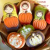 Pumpkin Dolls | The Cookie Architect