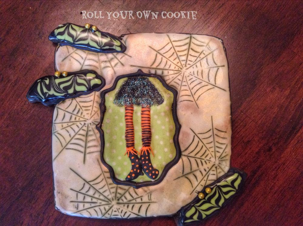 Witch's Legs by Roll Your Own Cookie
