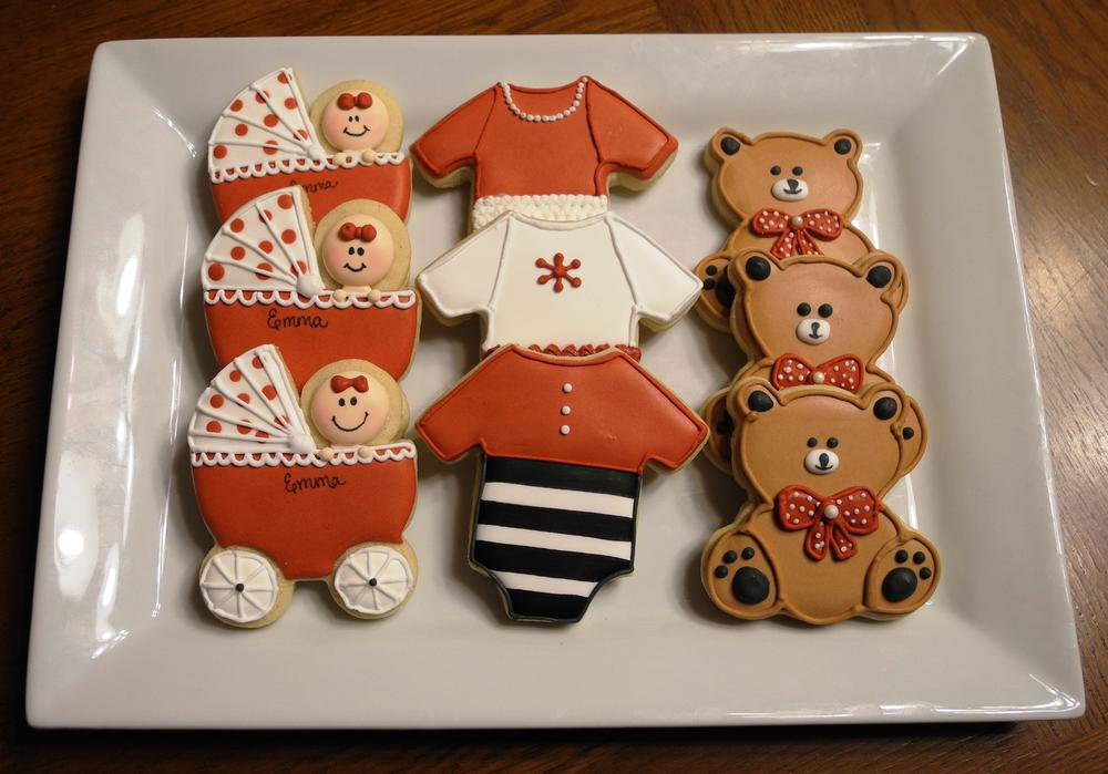 """Baby Daddy"" cookies"