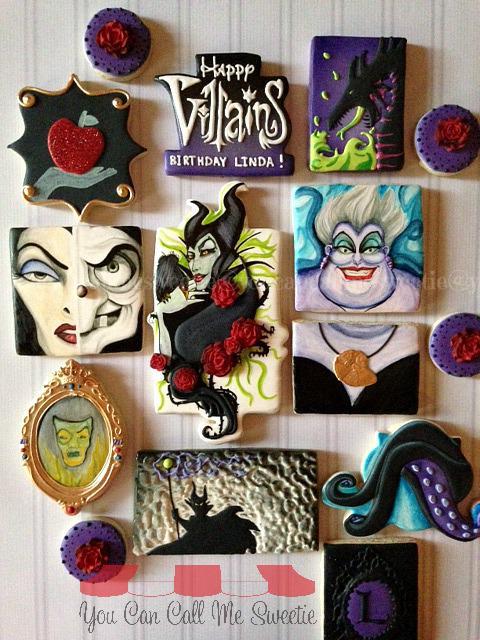 Villians!!!