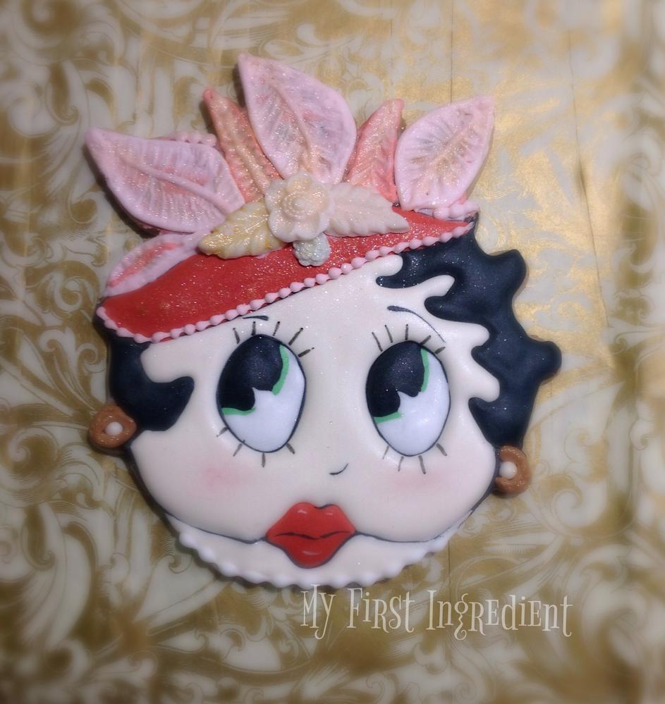Flapper Betty Boop