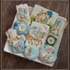 Holly Hobbie Royal Icing Cookies