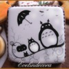 Totoro cookies - Halloween night