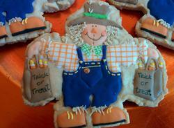 scarecrow trick or treat