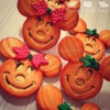 Mickey and Minnie Pumpkins