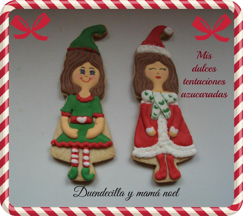 Mama Noel y Duende