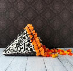 Halloween Cookie Cones