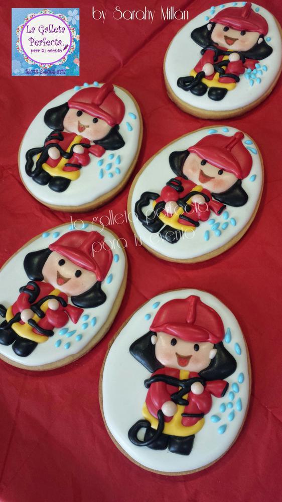 Little firefighters