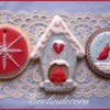 Christmas cookies - birds