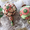 3-D Christmas Ornaments Bound for Cookie'sCool