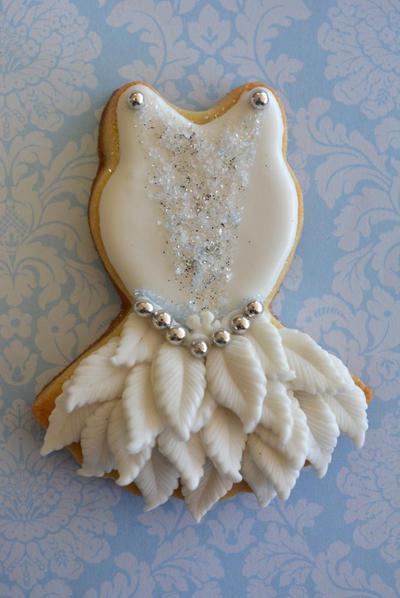 Tutu Dress Cookie