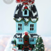 The Night Before Christmas Gingerbread House