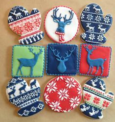 Nordic Christmas set