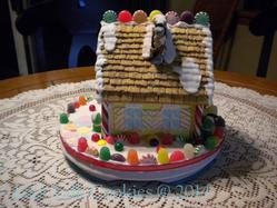 Ginger Bread House rt side