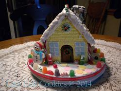 Ginger Bread House front