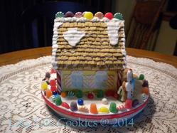 Ginger Bread House lt side