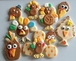 Goofy Turkeys