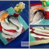 Santa layers + 3D