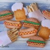 Fast Food Cookies by Emma's Sweets