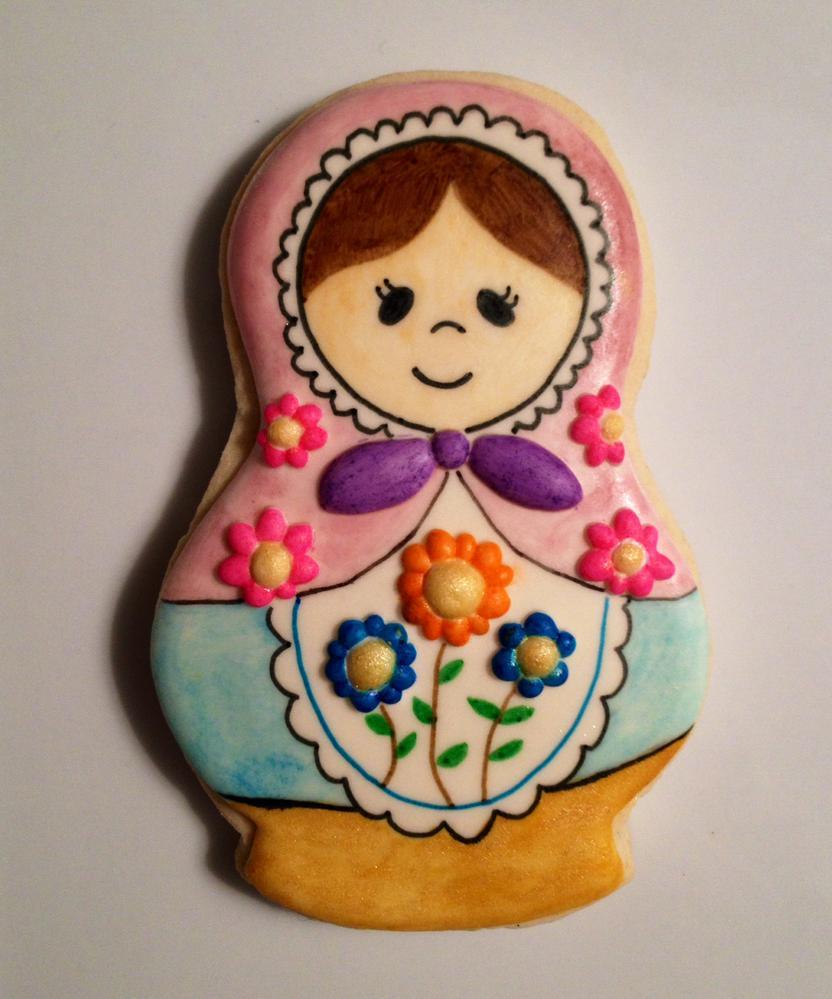 Russian doll 3