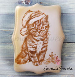 Christmas Kitty by Emma's Sweets