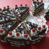 Black Forest Cake Cookies