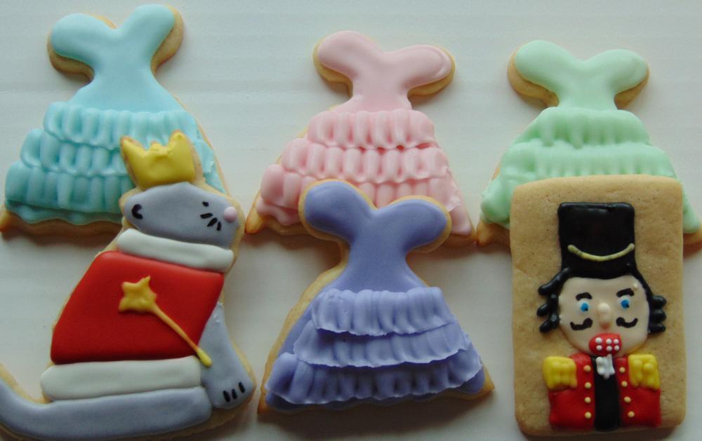Nutcracker Ballet Cookies Cookie Connection