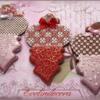 Romantic Christmas cookies