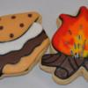 camping cookies