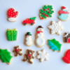 Christmas Minis, by Jolies Gourmandises