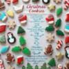 Mini Christmas Cookies-Sweetopia