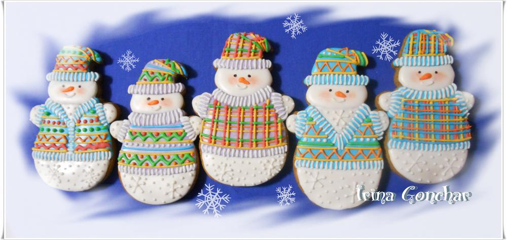 Snowmen - Version 2
