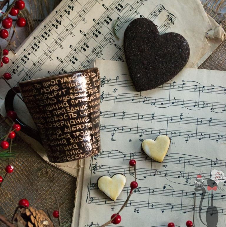 chocolate-ceramic Symphony