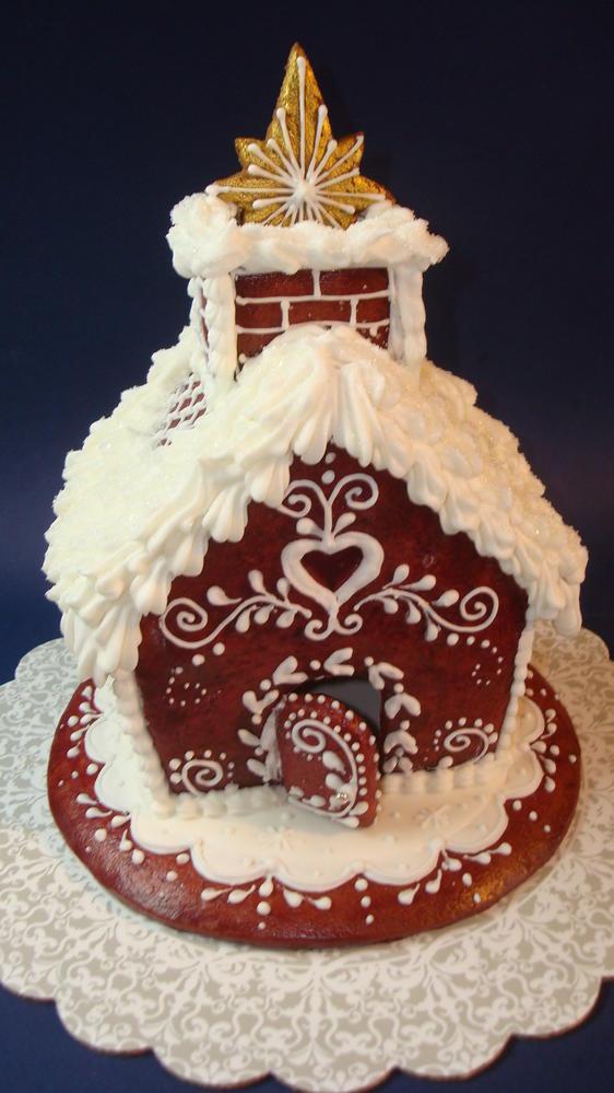 "Gingerbread house "" Christmas star"""
