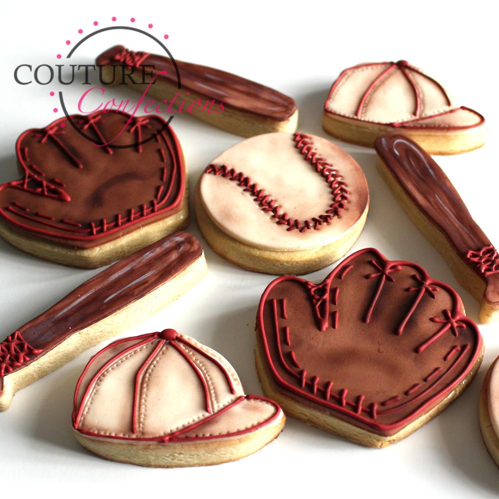 Vintage Baseball Set