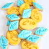 Prank pill cookies