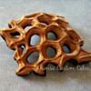 Gaudi Beehive by Ahimsa Custom Cakes