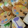 artist cookie set