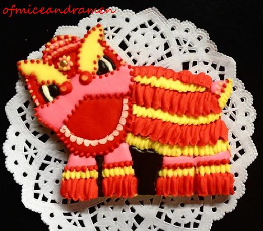 Lion Dance Cookie Connection
